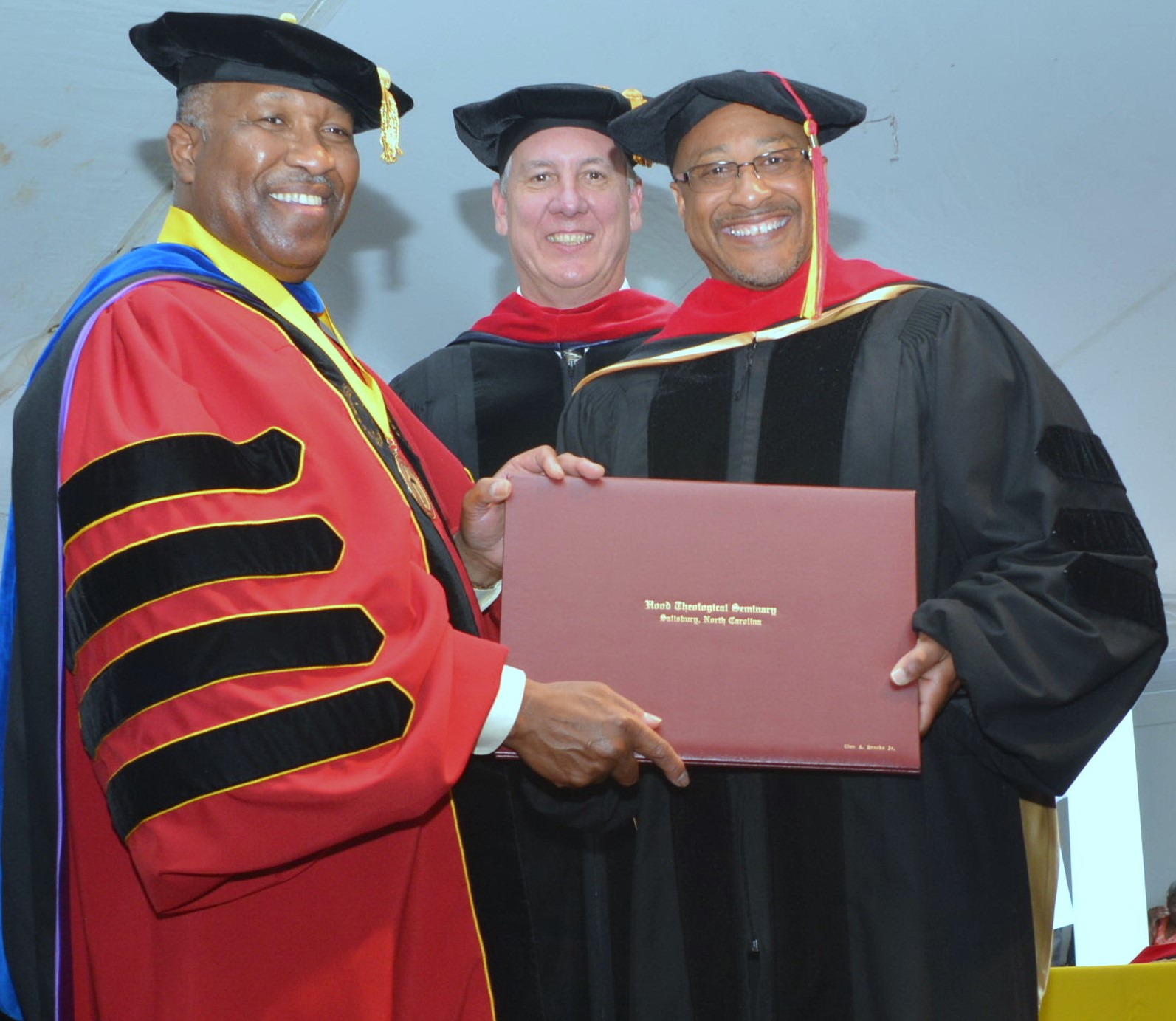 doctor of ministry dissertations